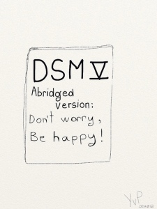 The real version of the DSM-5. Credit: annrkiszt from Flickr. License: Creative Commons.