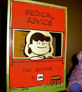 Peanits Medical Advice